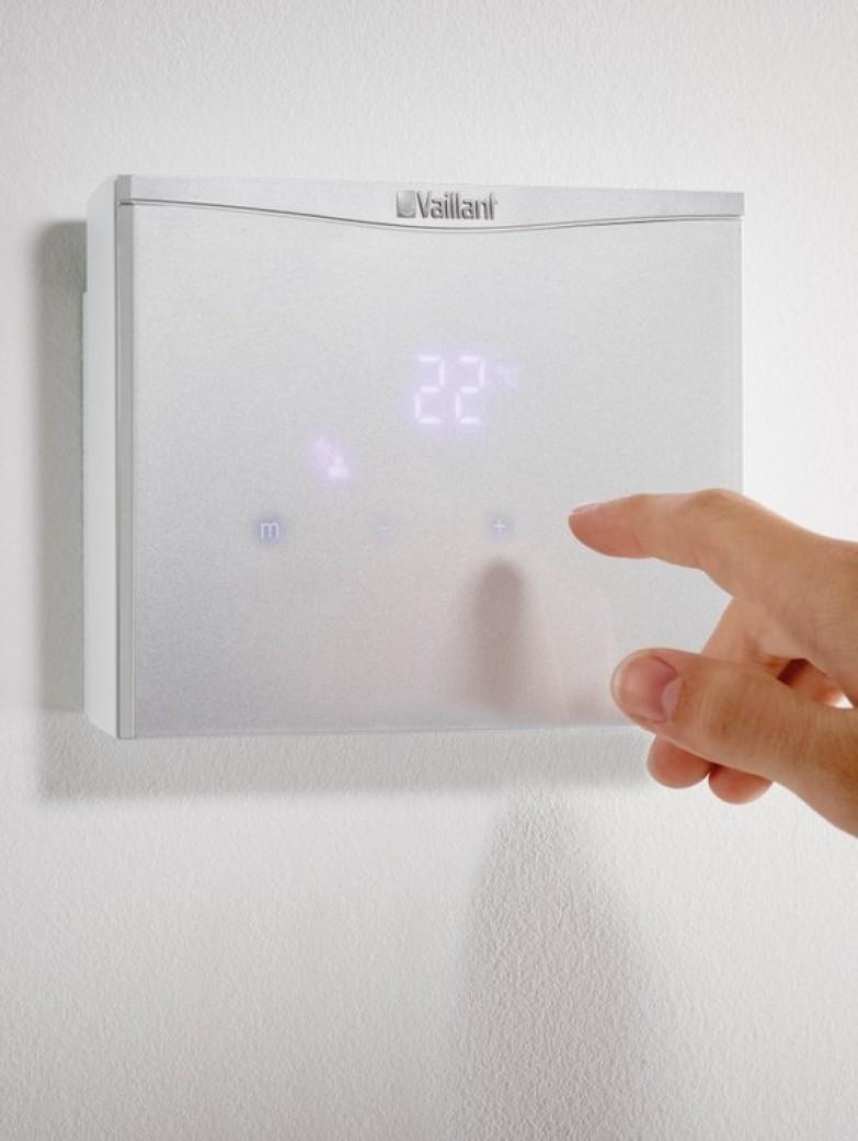 termostato Vaillant caldaia