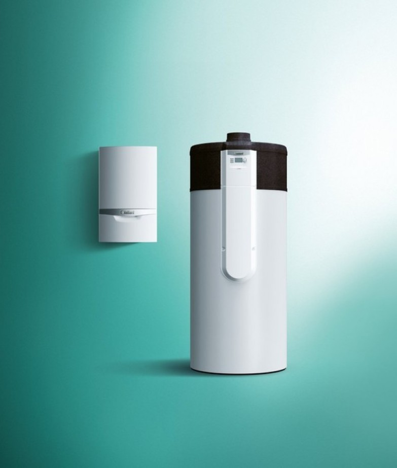 Pompa di calore per acqua calda sanitaria Vaillant